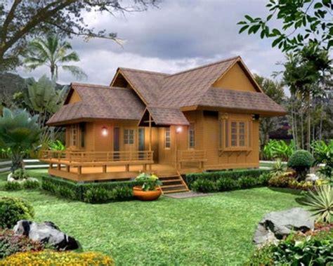 desain rumah minimalis pedesaan desain rumah