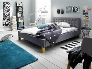 Polsterbett Grau 140x200 : bett 140x200 schlafzimmer g nstig kaufen bei yatego ~ Markanthonyermac.com Haus und Dekorationen