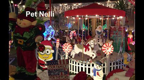 outdoor christmas decorations  christmas lights