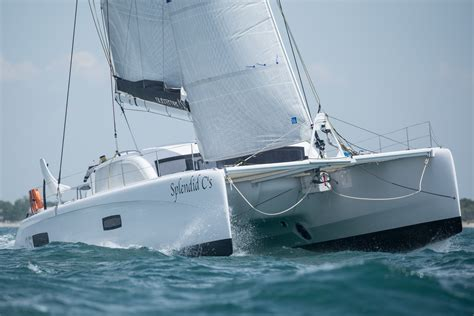 Catamaran Occasion by Achat Vente Catamarans Occasion Outremer 45 New