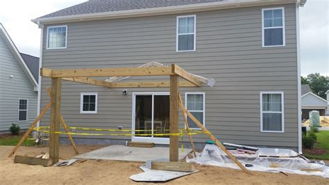 Patio Construction by Covered Patio Construction Wilmington Nc