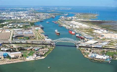 Corpus christi, texas, united states. The Port Of Corpus Christi: Energy Port Of The Americas