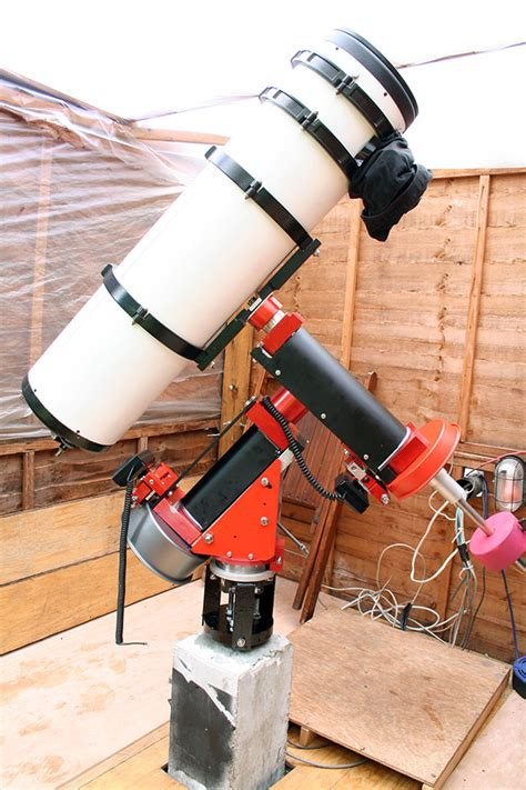 astronomy astrophotography  telescope blog homemade
