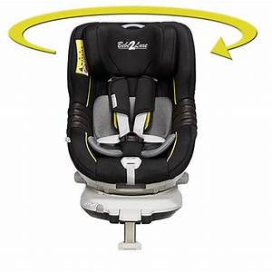 Siege Auto Isofix 0 1 : si ge auto pivotant 360 39 the one 39 black gold isofix groupe 0 1 ~ Dode.kayakingforconservation.com Idées de Décoration