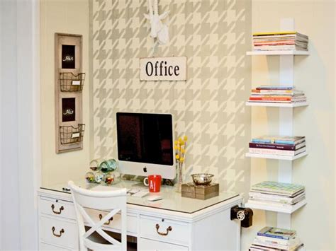 desk organization tips home office organization tips hgtv 14683