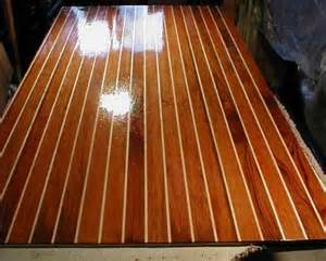 boat flooring on all horizontal floor surfaces drooling this detail cool stuff