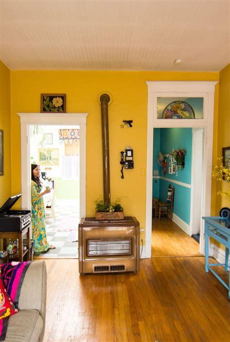 amys vintage jewel tone apartment turquoise jewel