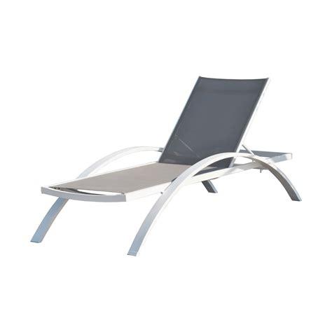 chaise longue bain de soleil bain de soleil jardin hoze home
