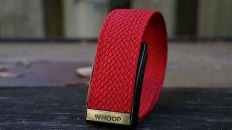 whoop  bringing  wearable  pro athletes