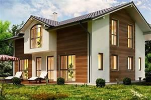 Haus Mit Holzfassade : bauen renovieren holz sinsel ~ Markanthonyermac.com Haus und Dekorationen