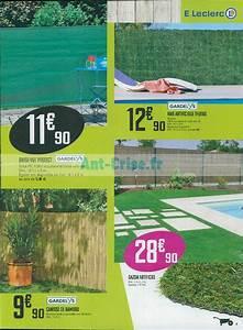 Tondeuse A Gazon Leclerc : gazon synthetique jardi leclerc ~ Melissatoandfro.com Idées de Décoration