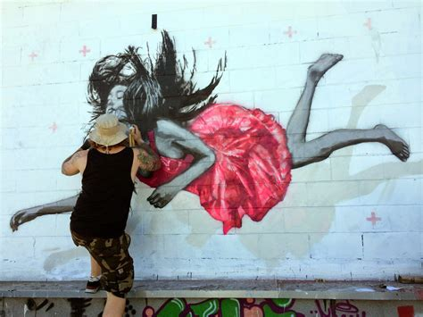Snik, Street Art- Los Angeles, Usa