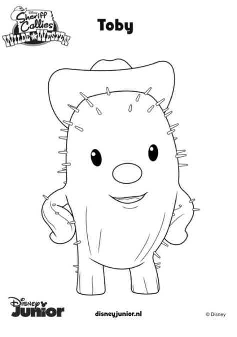 sheriff callie coloring pages n 8 coloring pages of sherrif callie