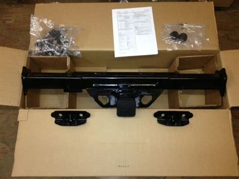 Tacoma Trailer Tow Hitch Receiver Kit