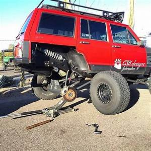 Cantilever Suspension Xj Jeep
