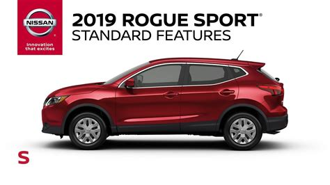 nissan rogue sport  walkaround review youtube