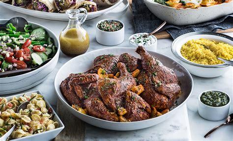 Menu-mediterranean Favorites-zoës Kitchen