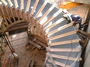 Calcul D Escalier En Béton Armé by Coffrage Pour Escalier Beton Coffrage Bois