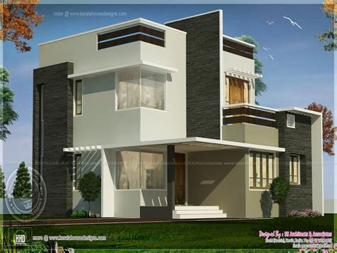 modern style home plans box type house design modern box type bungalow philippines