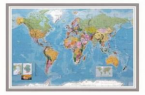 Pinnwand Weltkarte Kork : weltkarte pinnwand xxl jooptimmer ~ Markanthonyermac.com Haus und Dekorationen