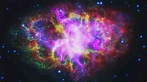 Multiwavelength Crab Nebula [4993x2809] : wallpapers