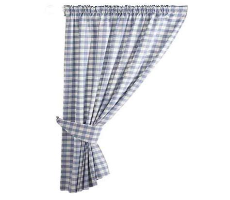 ready  grey gingham curtains wwwstkittsvillacom