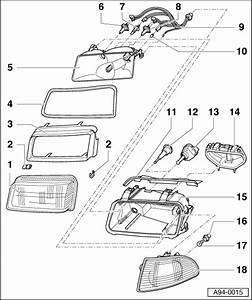 Audi Workshop Manuals  U0026gt  A4 Mk1  U0026gt  Vehicle Electrics