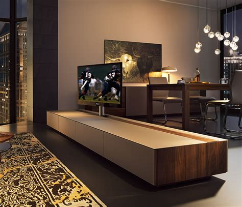 modern tv cabinets uk luxury rotating flat screen tv cabinet cubus wharfside