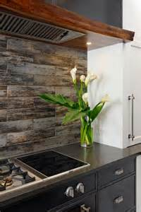 ceramic tile for kitchen backsplash wood look tile ideas for every room in your house