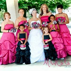 Pin by The On-Line MA & RI Wedding Guides on Pink, Black ...