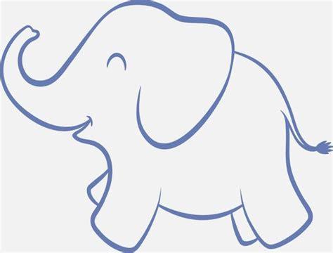 Elephant Template Best 25 Elephant Template Ideas On