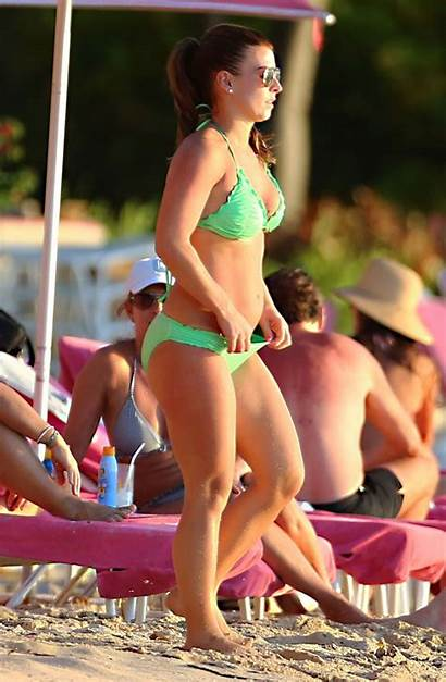 Coleen Rooney Bikini Beach Barbados Hawtcelebs 20th
