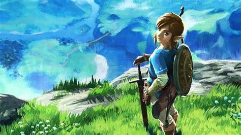 Análisis Del Nuevo The Legend Of Zelda  Breath Of The Wild