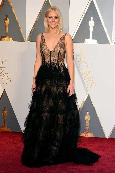 Spotlight Oscars 2016: Jennifer Lawrence's Dior Dress