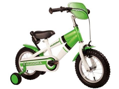 hudora fahrrad 12 zoll hudora kinderfahrrad rs 3 2 0 gr 252 n 12 zoll 171 fahrrad testsieger