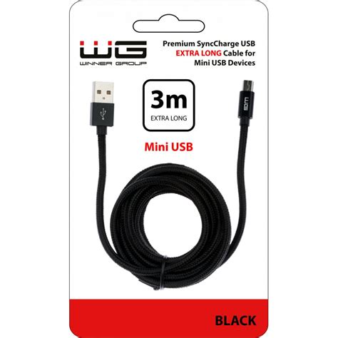 Usb A Type To 3 5mm Audio Datum Cable Wiring Diagram by Datov 253 Kabel Mini Usb 3m Winner Wg