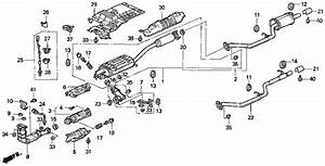 Ref  Where To Find The O2  Oxygen  Sensor  S In A 1996