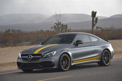 2017 Mercedesbenz C63 Amg S Coupe Is A Force Of Nature