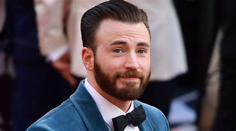 How Chris Evans responded to his social media slip up