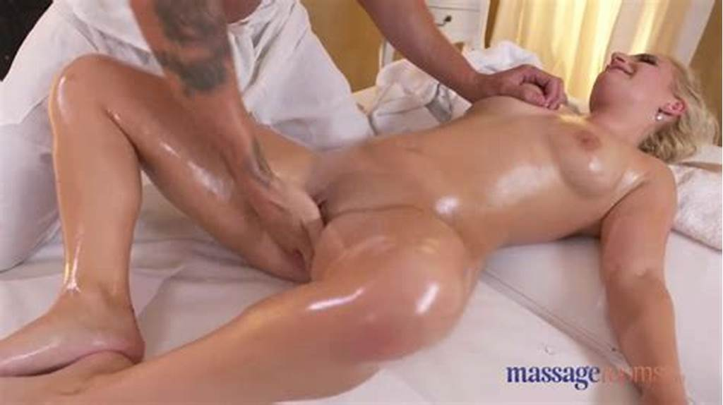 #Massage #Rooms #Cute #Blonde #Has #Squirting #Orgasm #Before #Hard