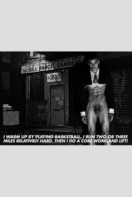 Louis Mayhew for EY! Magateen #9 (Summer 2014)   Tee-Vanity.com