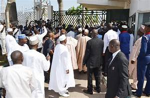 Presidency Responsible For Police Assault, Siege on NASS ...