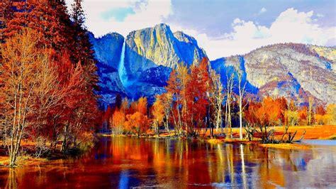 Fall Mountain Desktop Wallpaper Images