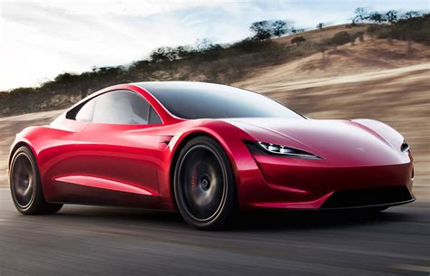 tesla roadster    blow  minds