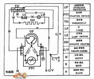 East-qiluowa Brand Bcd-215 Refrigerator Circuit - Refrigerator