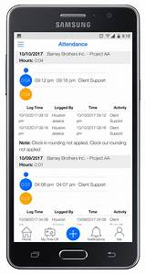Time Tracking For Android And Iphone