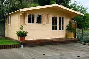 petite maison en bois 20m2 l39habis With creer une maison en 3d 2 chalet bois kit habitable lhabis