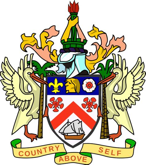 File:Coat of arms of Saint Kitts and Nevis 1983 alt colors ...