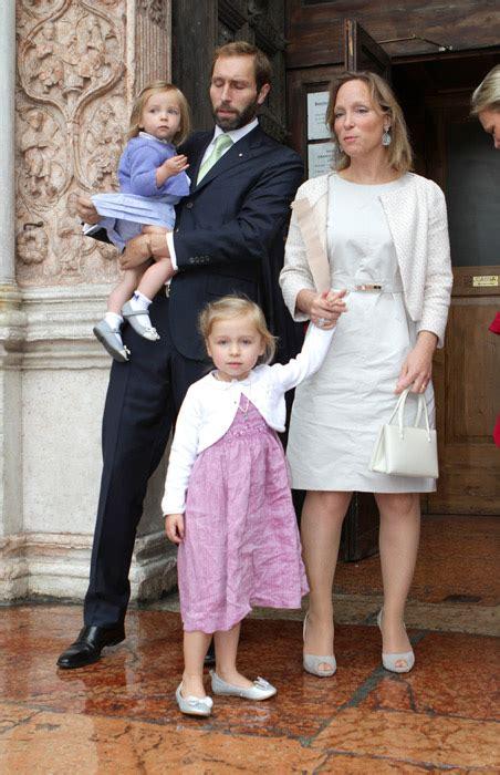 joy  queen beatrixs nephew prince carlos christens