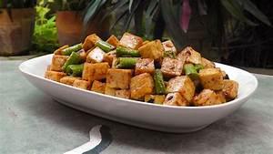 Schwarzer Reis Rezept : chinesischer tofu in schwarzer bohnen sauce international vegan ~ Frokenaadalensverden.com Haus und Dekorationen